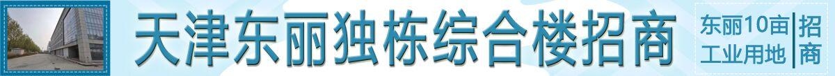 天津东丽独栋研发、办公、综合楼招商